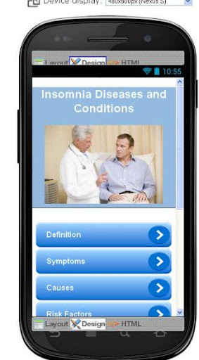 Insomnia Disease Symptoms