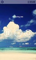 Screenshot of OCEAN SOUND - Sound Therapy