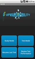 Screenshot of NASM Trainer Exam Prep