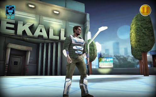 Total Recall - The Game - Ep2 Screenshot 1