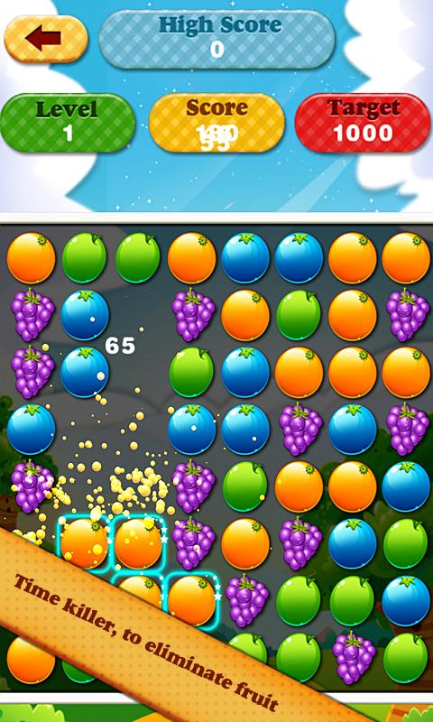Fruit Smasher- screenshot
