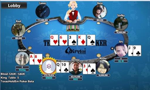 Krytoi Texas Holdem Poker. 11.0.1 de.gamequotes.net 5