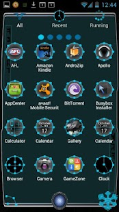 Stargate Atlantis GO Launcher 個人化 App-癮科技App