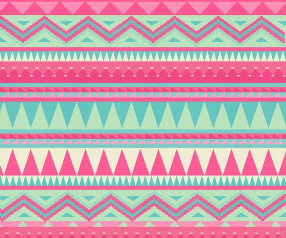 Aztec Wallpaper...