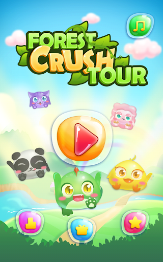 Crush Forest Tour