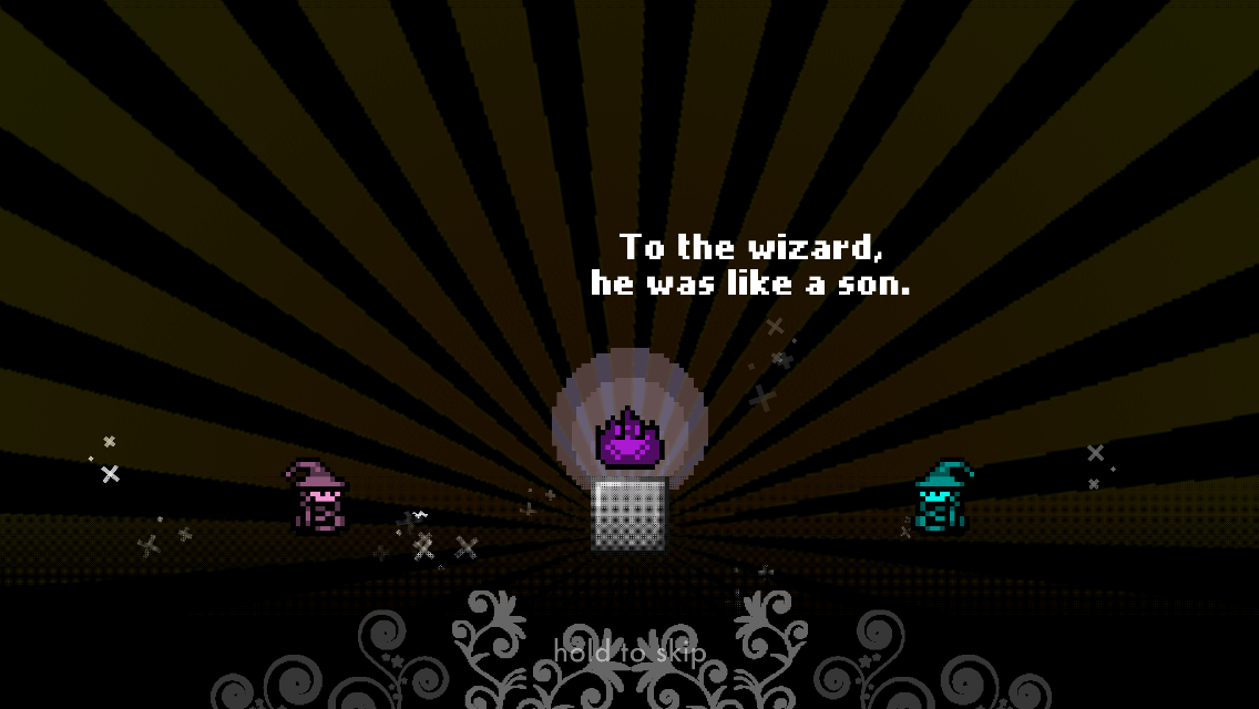Wizardous: AAB- screenshot