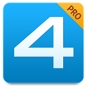 4shared PRO:download any files icon