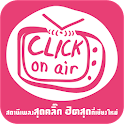 CLICK on air icon