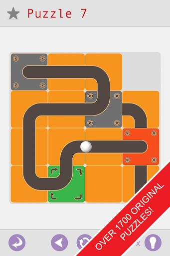 Slide roll - unblock puzzle