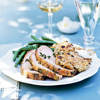 Ginger and Thyme–Brined Pork Loin.