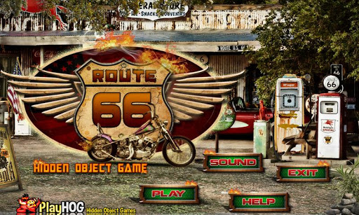 Route 66 - Free Hidden Objects