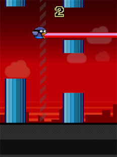 Super Flappy Lasers- screenshot thumbnail