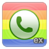 exDialer Steel Theme
