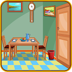 Escape Game-Dining Room