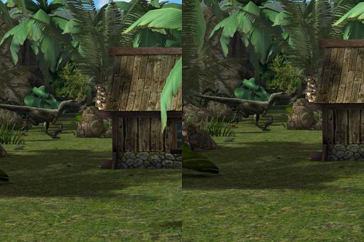Jurassic VR - Google Cardboard 1.7.4 screenshots 4