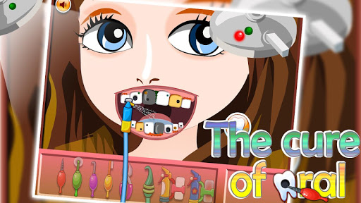The cure of oral