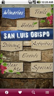 San Luis Obispo Wineries