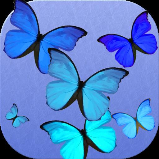 青い蝶バッテリー 工具 App LOGO-APP試玩