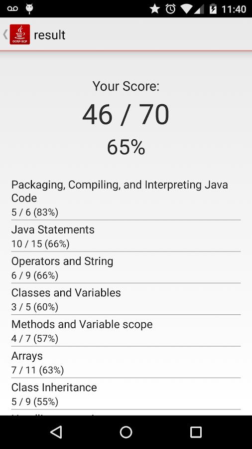 1z0 803 practice test pdf