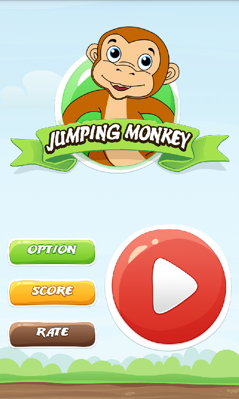 how to play falling monkey game
