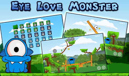 Eye Love Monster FREE