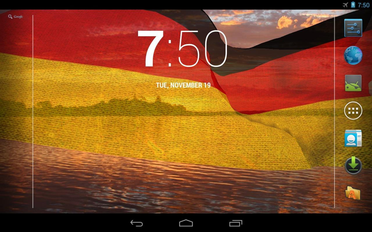 android live wallpaper image animation