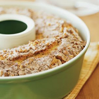 Cinnamon-Walnut Coffee Cake