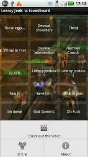 Leeroy Jenkins Soundboard - screenshot thumbnail