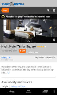 Tight Ass Hotels - screenshot thumbnail