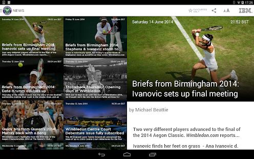 The Championships, Wimbledon Screenshot 20
