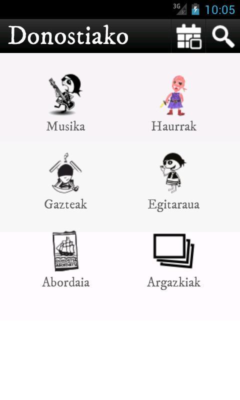 Donostiako Piratak 2012- screenshot