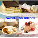 Sweet dessert recipes icon