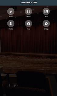 GSU Center for Performing Arts - náhled