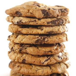Jacques Torres's Secret Chocolate Chip Cookies.