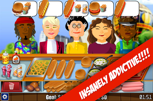 玩免費街機APP|下載Hot Dog Bush app不用錢|硬是要APP