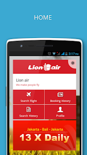 Lion Air- screenshot thumbnail