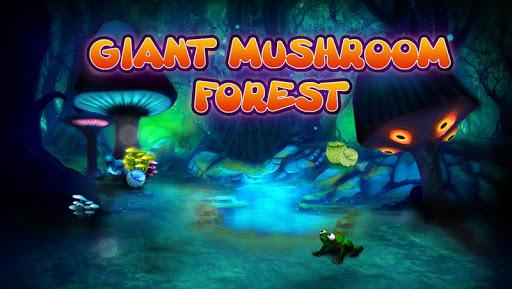 Giant Mushroom Forest LWP