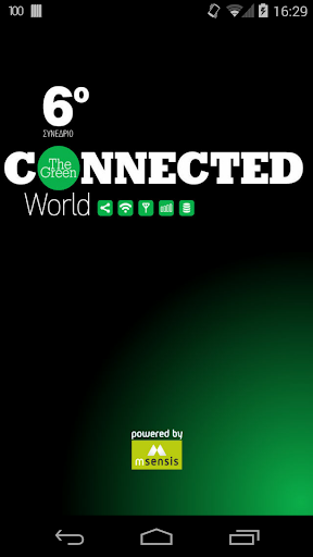 6th Connected World 2014
