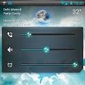 CM10.1 Theme Angel Blue Theme icon
