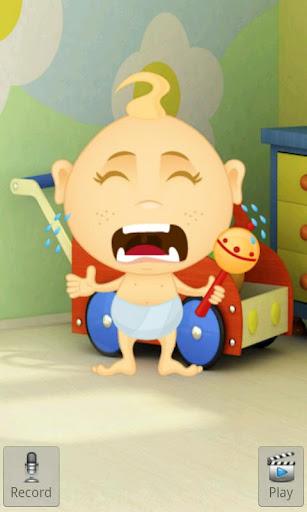 Talking Baby Boy 5.5 screenshots 6