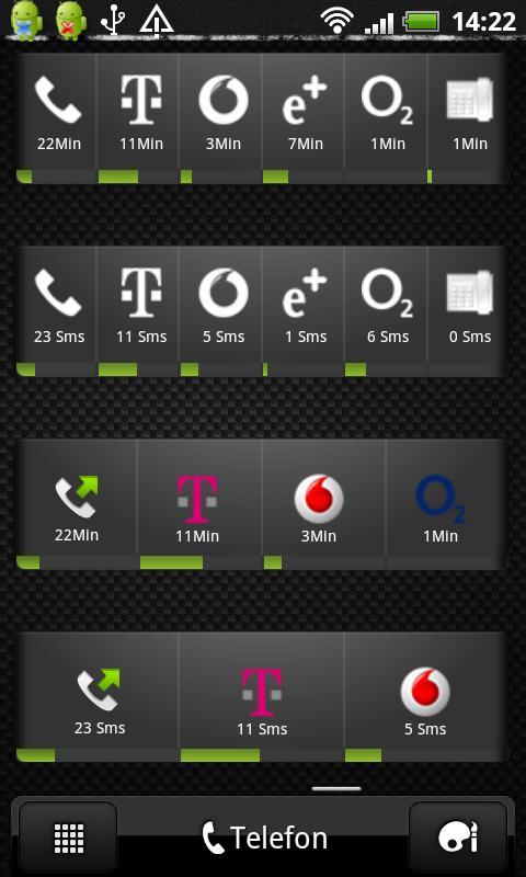 Zielnetz 100 Abfragen- screenshot