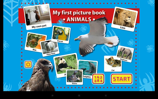 Picture Book Animals FREE Apk Download 1
