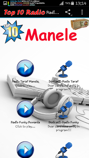 Radio Manele Top 10