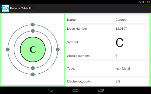 Chemistry assistant apps on google play screenshot image urtaz Image collections