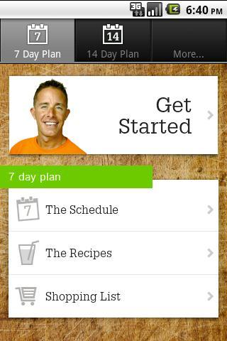 Juice Master 7lbs in 7 Days - screenshot