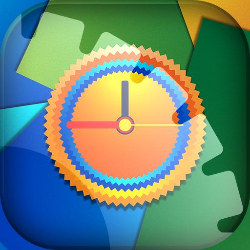 独特的时钟 個人化 App Store-愛順發玩APP