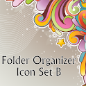 Icon Set B Folder Organizer logo