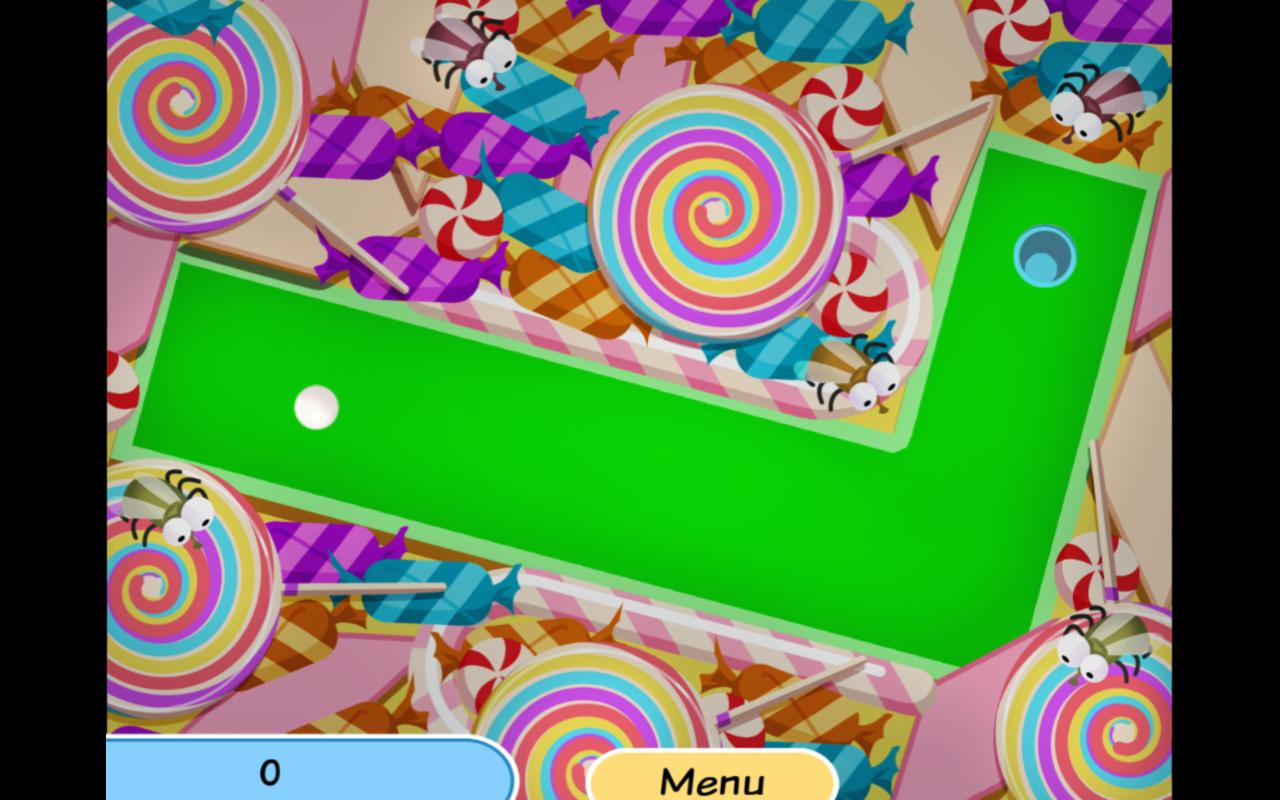 Minigolf Mania- screenshot