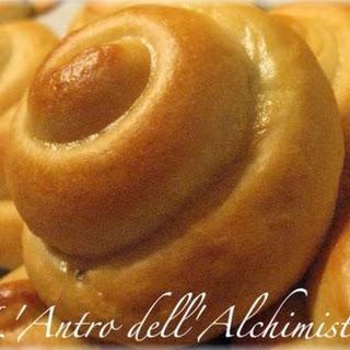 Sweet Pastry Rolls