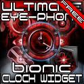 Bionic Clock Widgets logo